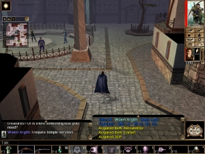 Neverwinter Nights  Character Building
