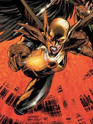 Favorite DC Heroines? Hawkwoman