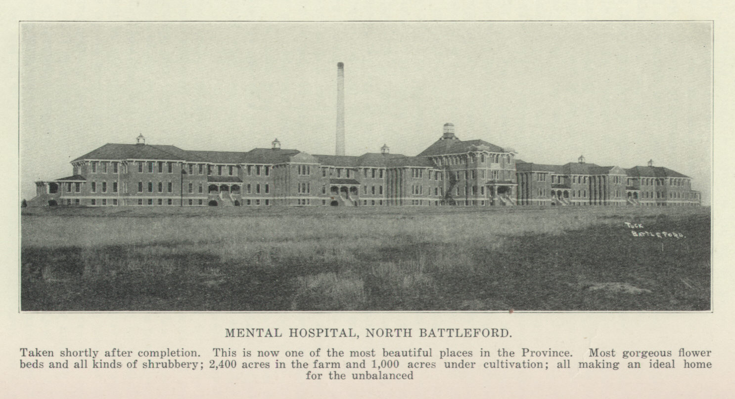 Ghost Stories: Saskatchewan's Mental Hospitals | Turn the Page