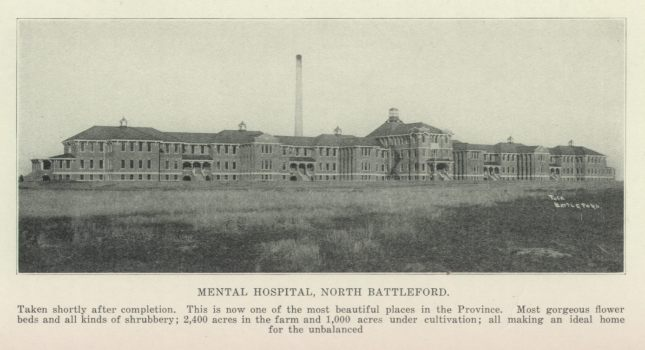 Ghost Stories: Saskatchewanu2019s Mental Hospitals : Turn the Page
