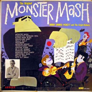 Monster Mash Album