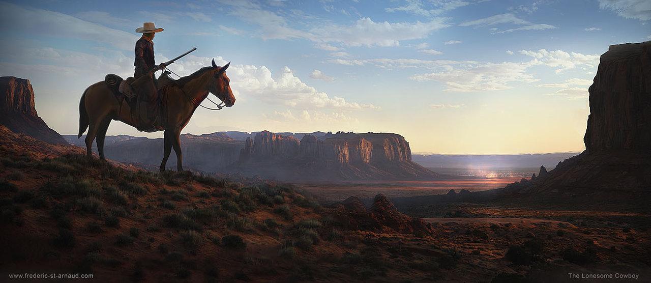 Résultat d'images pour  cowboy solitaire