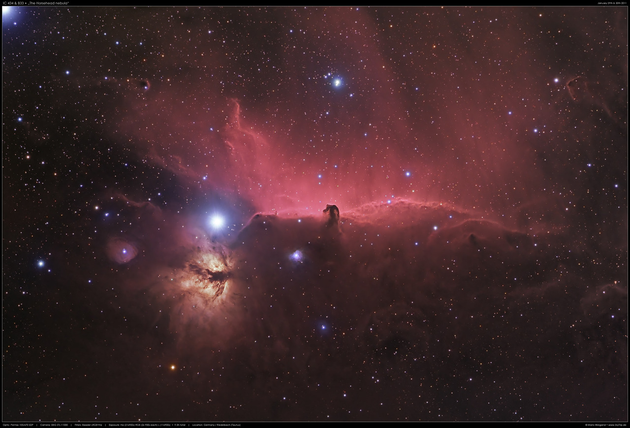 Download Wallpaper Horse Nebula - horsehead001  Best Photo Reference_42736.jpg