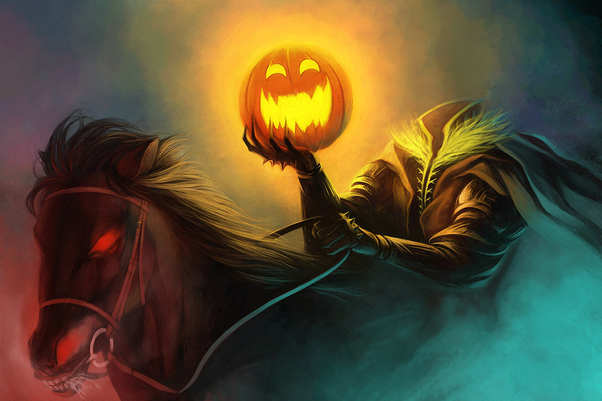 Must see Wallpaper Horse Halloween - 36307-1920x1280  Pic_182071.jpg