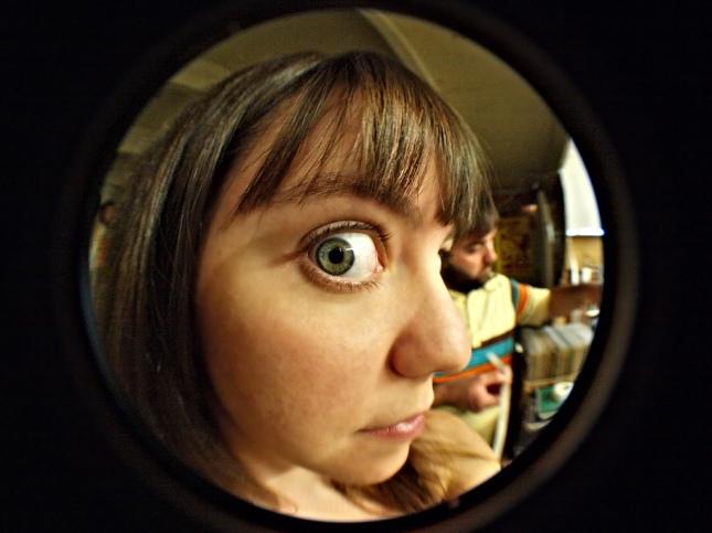 eye-hole
