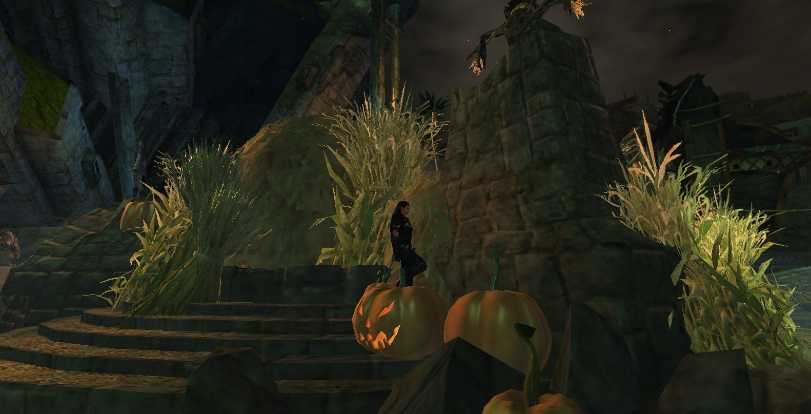 Tis that time oh Halloween The time of year for the Pumpkin King So grab your pistols if you dare. And brave the world that would scare : halloween doors gw2 - pezcame.com