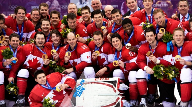 Team Canada Men